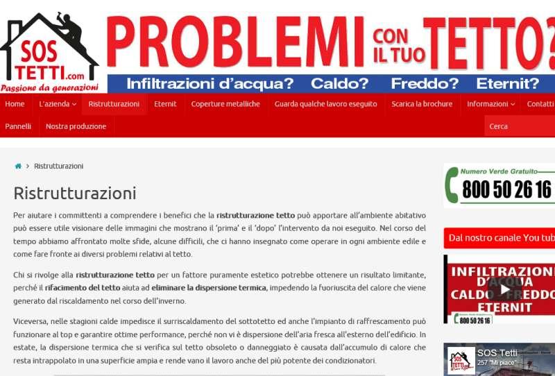 Tetto Canton Ticino
