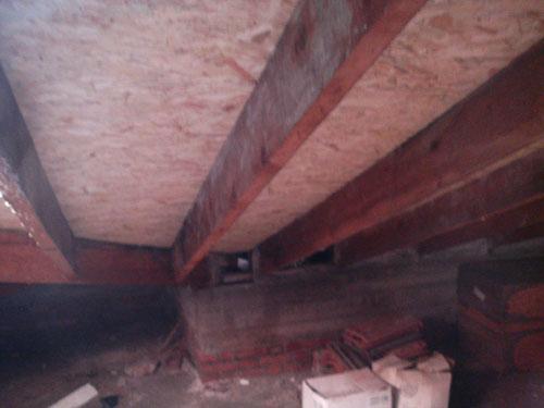 Ristrutturazione in legno - Gazzada - Va -