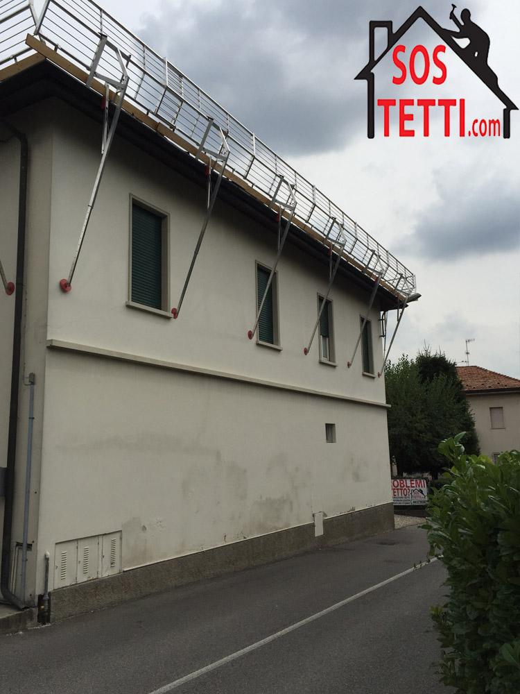 Ristrutturazione del tetto in provincia di Como, Cantu'