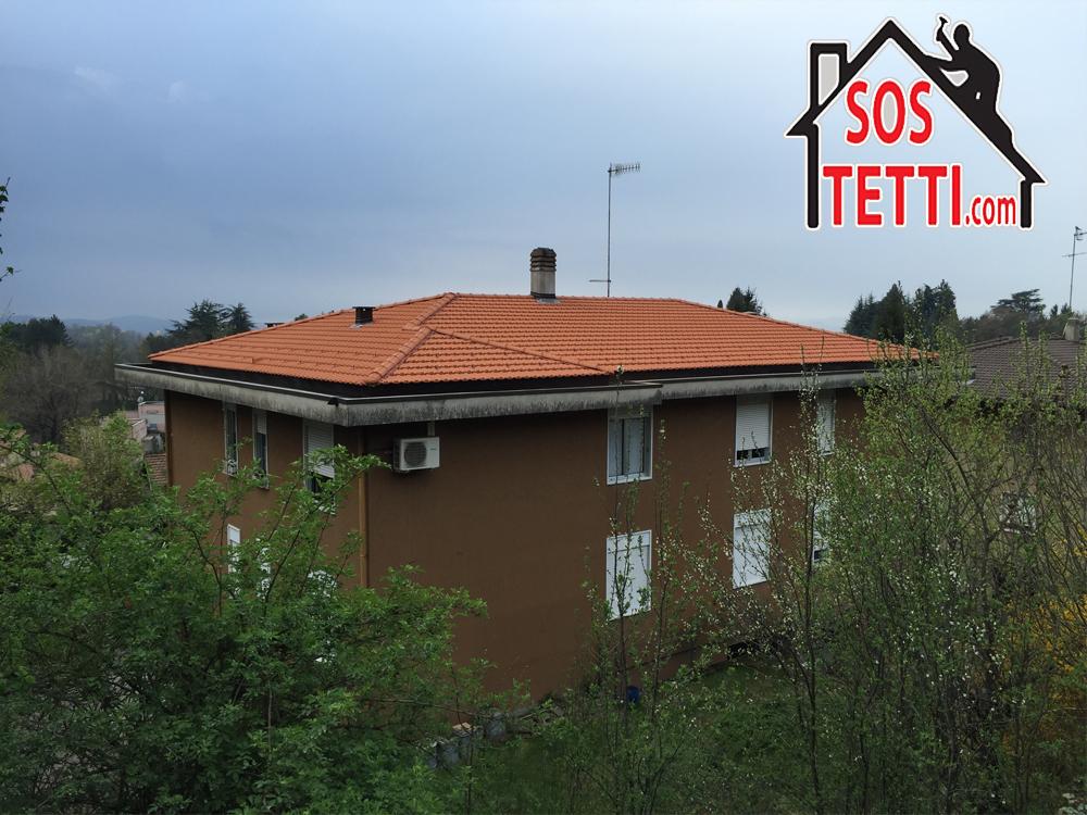 Casciago in provincia di Varese: Ristrutturazione di tetto in Eternit