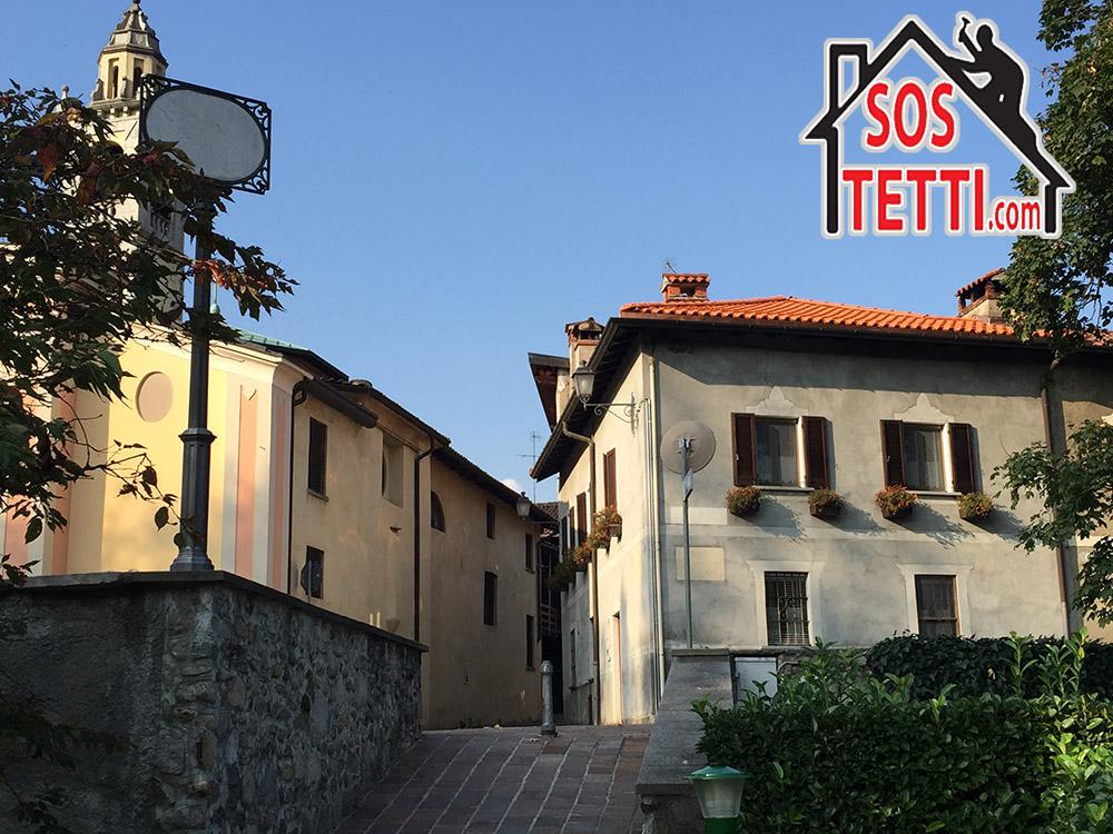 Provincia di Varese - Bodio -Tetto ristrutturato