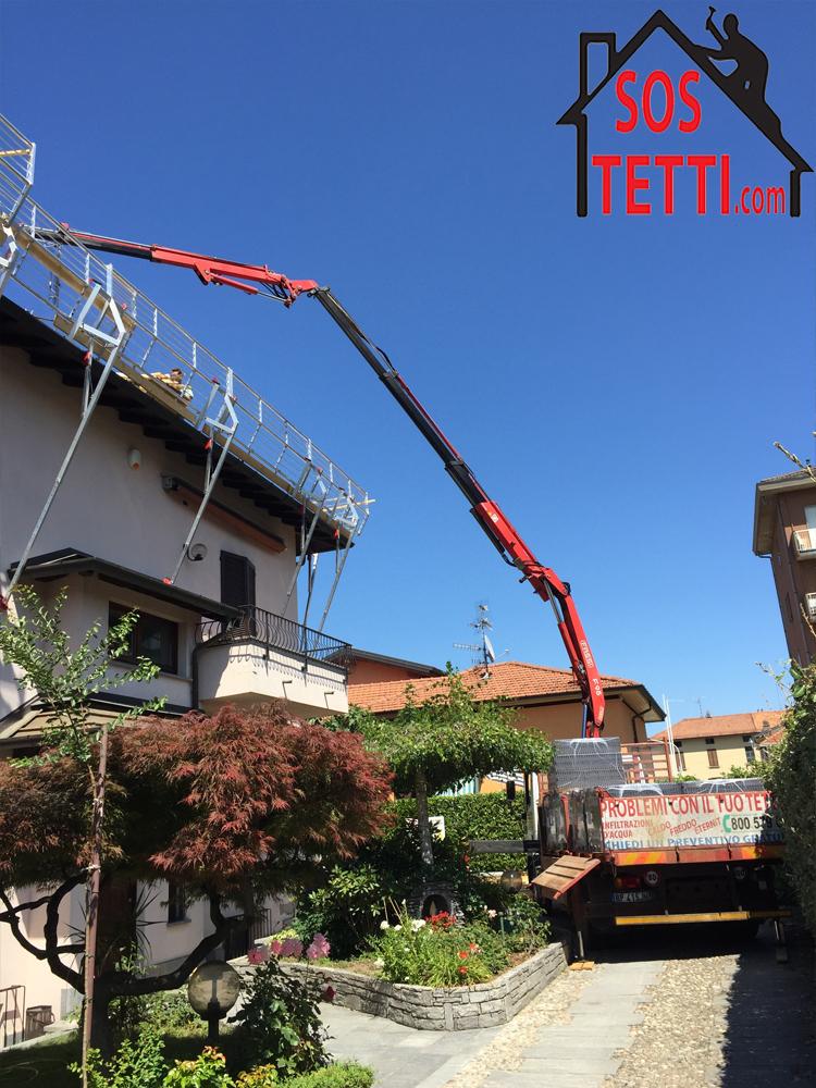Lavoro di ristrutturazione Varese in zona Ippodromo