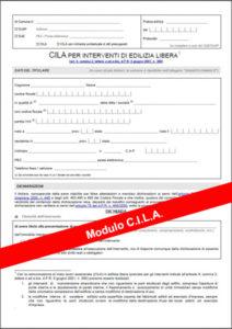 Modulo C.I.L.A.